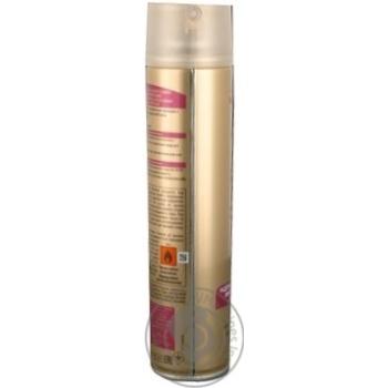 Лак для волос Wellaflex Классик суперсильная фиксация 250мл - купить, цены на СитиМаркет - фото 2