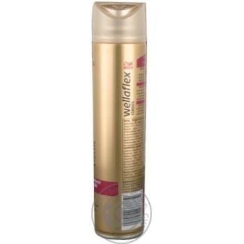 Лак для волос Wellaflex Классик суперсильная фиксация 250мл - купить, цены на ЕКО Маркет - фото 4
