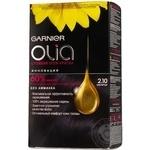 Фарба для волосся Garnier Olia тон 2.10