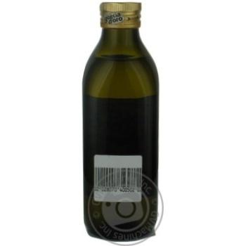 Oil Goccia d'oro Private import olive unrefined 500ml glass bottle - buy, prices for Novus - image 3