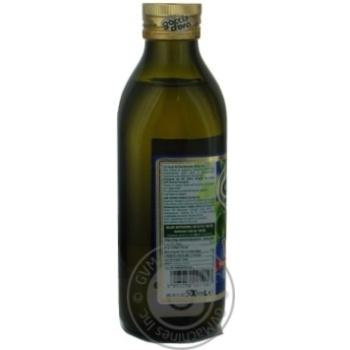 Oil Goccia d'oro Private import olive unrefined 500ml glass bottle - buy, prices for Novus - image 4