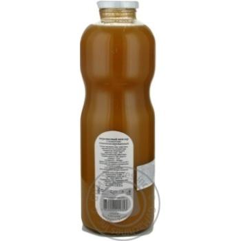 Нектар Киликиа Персиковый с мякотью 850мл стеклянная бутылка Армения - купить, цены на МегаМаркет - фото 2