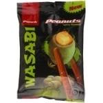 Snack peanuts Punch wasabi salt 50g Ukraine