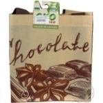 Еко-сумка Шоколад ZOZ 345*415*120