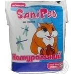Наполнитель для грызунов Sani Pet натуральный 2,5кг