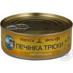 Cod-liver Baltijas №3 canned 235g can