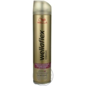 Лак для волос Wellaflex Классик суперсильная фиксация 250мл - купить, цены на СитиМаркет - фото 8