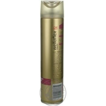 Лак для волос Wellaflex Классик суперсильная фиксация 250мл - купить, цены на СитиМаркет - фото 7