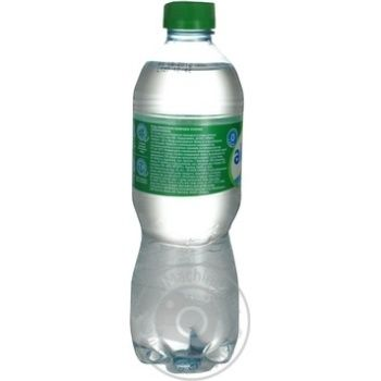 Вода натуральна мінеральна слабогазована Akvile пет 0,5 - купить, цены на Novus - фото 3