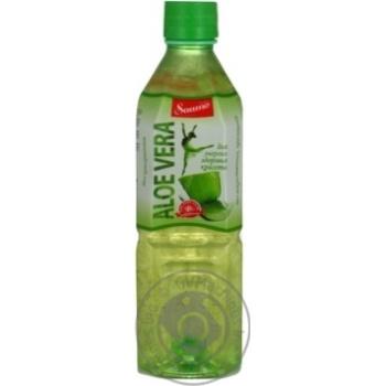 Напій соковмісний негазований Saamo Aloe Vera Drink 0,5л