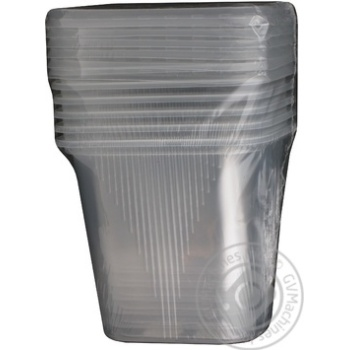 Food storage box Inpak for food products 500ml