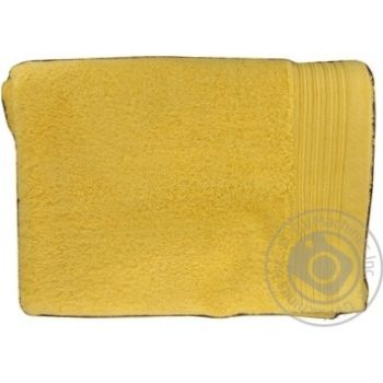 Рушник банний Ozdilek 70*140 кремовий 76-138-038