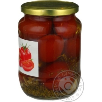 Marka Promо Pickled Tomatoes 680g - buy, prices for Novus - image 2