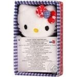 Іграшка м'яка Hello Kitty міні 10 cм в коробці 4 в ас.в дисплеї