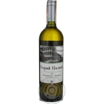 Вино GWS Старий Тбілісі Ркацителі-Мцване 12% 0,75л