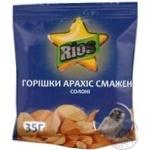 Снек арахис Риос соленая 35г