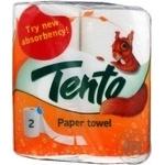 Полотенце Тенто бумажная 250г