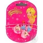 Резинка Принцесса для волос Россия