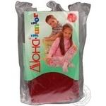 Duna White Children's Tights 110-116s - buy, prices for Furshet - image 7
