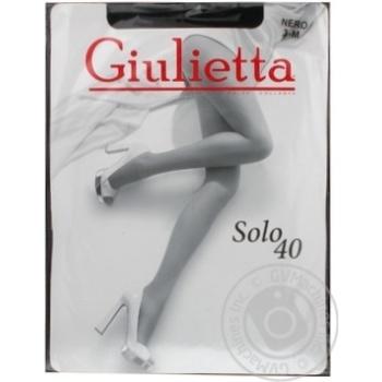 Колготи Giulietta solo 40 nero 3