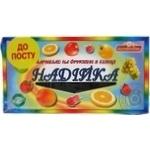 Мармелад Kondissima Надийка на фруктозе 200г