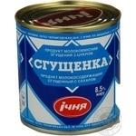 Milk product Ichnya with sugar 8.5% 370g