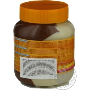 Паста молочно-горіхова з какао Nutkao 400г - купить, цены на Novus - фото 2