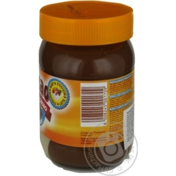 Паста молочно-горіхова з какао Nutkao 400г - купить, цены на Novus - фото 4