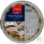 Fish herring O'more pickled 450g