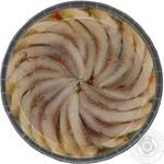 Сельдь Бриз-Т атлантическая филе кусочки пряного посола 300г - купить, цены на ЕКО Маркет - фото 2