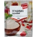 Thickener Pervyi riad for sour cream 12g
