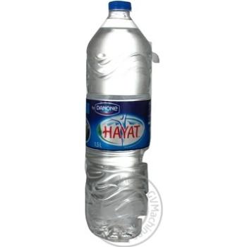 Вода HAYAT danone питна 1.5л пет