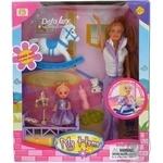 Лялька My Home Defa 20977