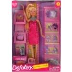 Кукла Defa с обувью и аксессуарами 8233 шт