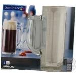 Набор кружек для пива Luminarc Hamburg 2*500мл шт