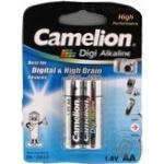 Батарейка Camelion LR6-BP2 DIGI 2шт/уп