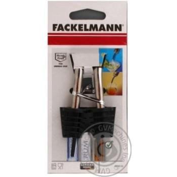 Пробка-лейка для бутылки Fackelmann 2шт