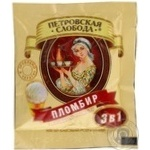 Beverage Petrovskaya sloboda with coffee instant 18g