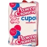Cottage cheese Pink elephant with vanilla 100g
