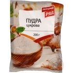 Powdered sugar Pervyi riad for baking 200g