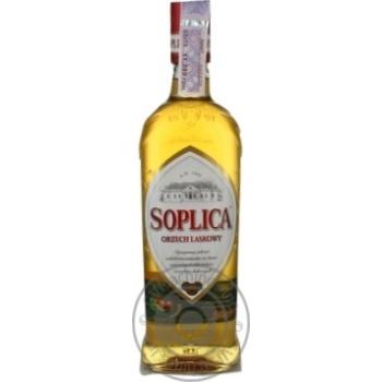 Настойка Soplica Лещина 32% 0,5л - купить, цены на Novus - фото 1