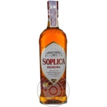 Горілка Soplica Айва, 0,5л
