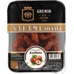 Колбаса Gremio de la carne Салями орехи мини ск вс 0,5кг