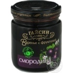 Jam Gaisyn blackcurrant 270g