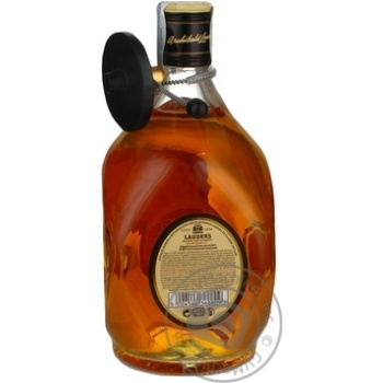 Lauder's Whiskey 40% 0.7l - buy, prices for Auchan - photo 3