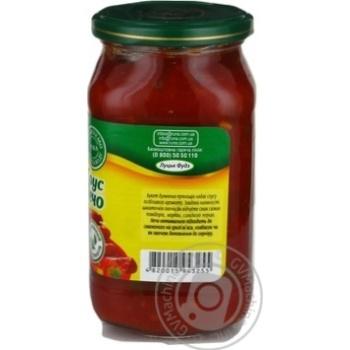 Соус Руна Лечо 485г - купити, ціни на МегаМаркет - фото 2