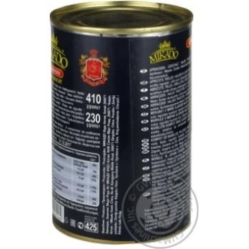 Абрикос половинки в сиропі Мікадо 410г - купить, цены на Novus - фото 3