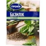 Spices basil Premiya dried 10g