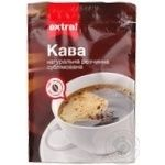 Кофе растворим Extra! натур.сублимированный пакет 70г