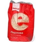 Крупа перловая Extra! 1кг